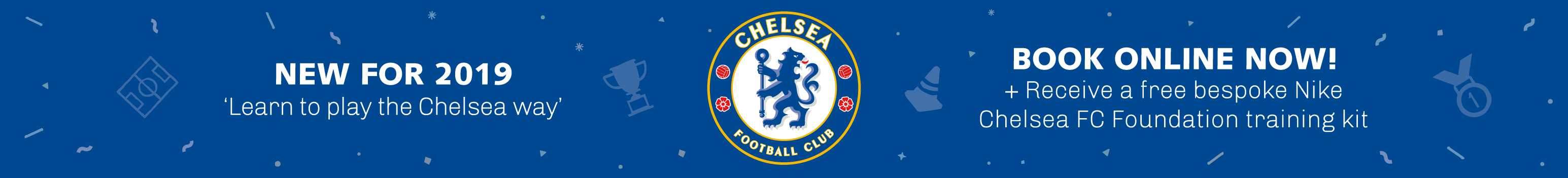 Chelsea FC Foundation Soccer Camps