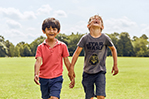 Exercise and sport outdoors at SuperCamps