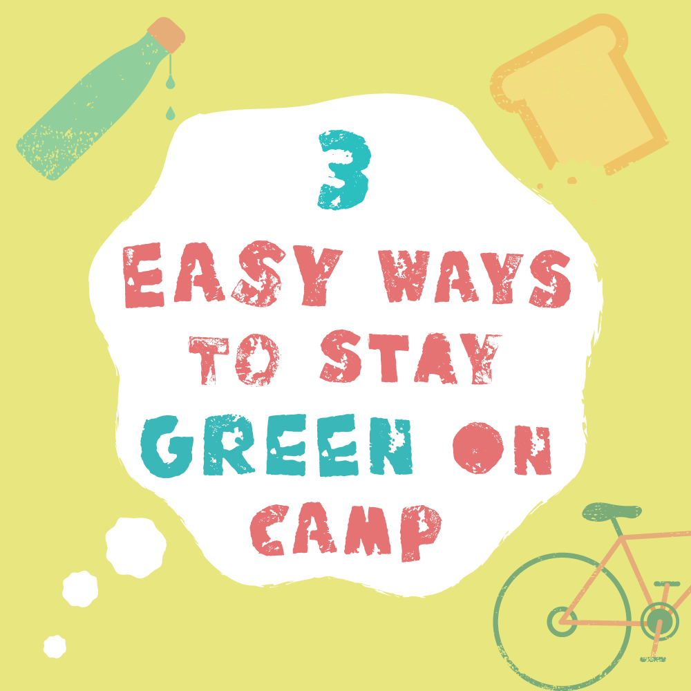 Three Easy Ways for Children to stay Green at SuperCamps