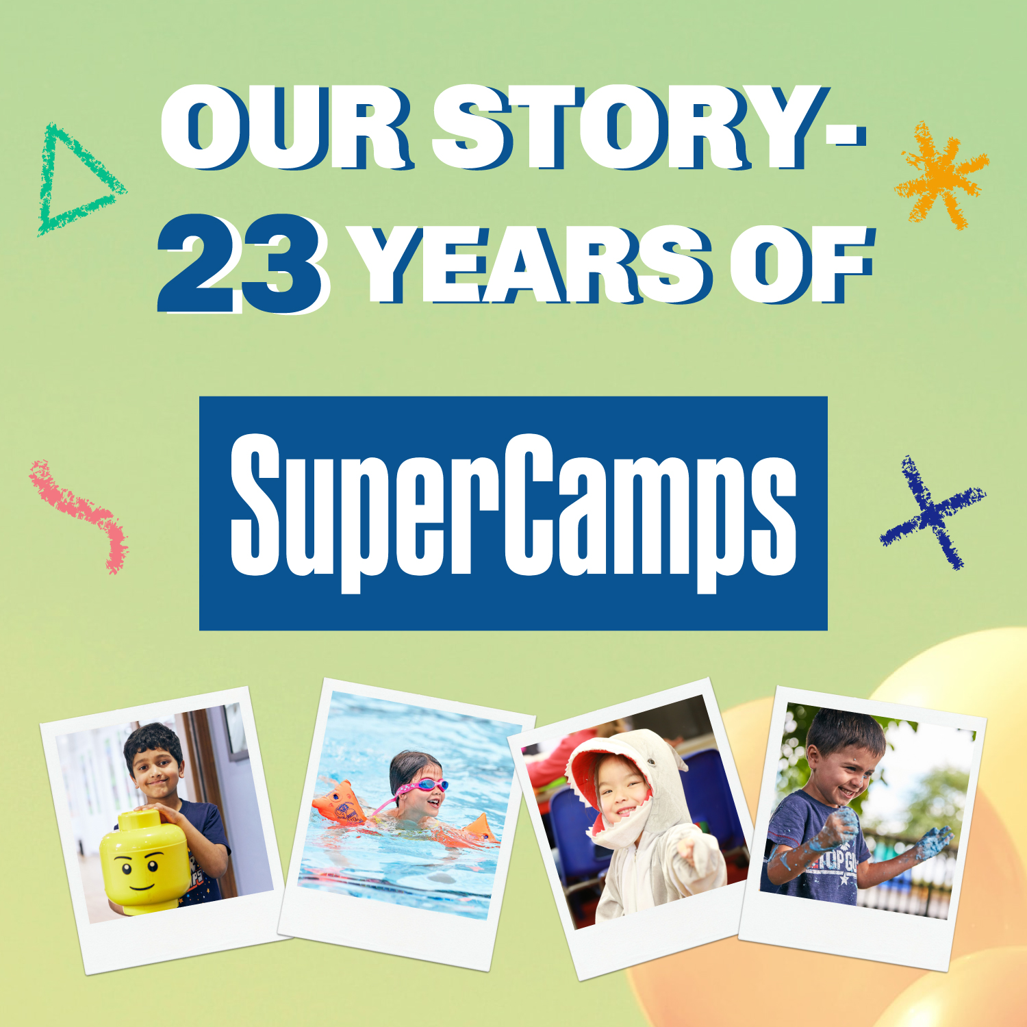 Our Story SuperCamps
