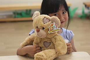 Build Your Own Bear at SuperCamps Multi-Activity holiday camp