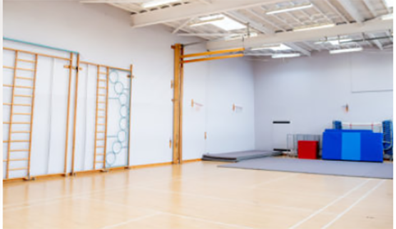 Bromley High School Gym hall facilities