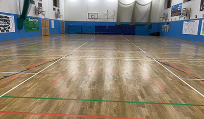 Pimlico Academy Indoor Sports Halls