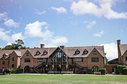 Shiplake College SuperCamps venue