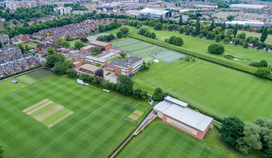St peters school birds eye