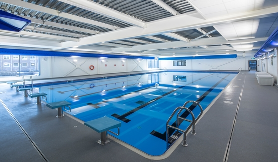 talbot heath swimming pool