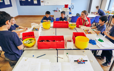 Whitgift School excellent facilities for kids' indoor play and activities