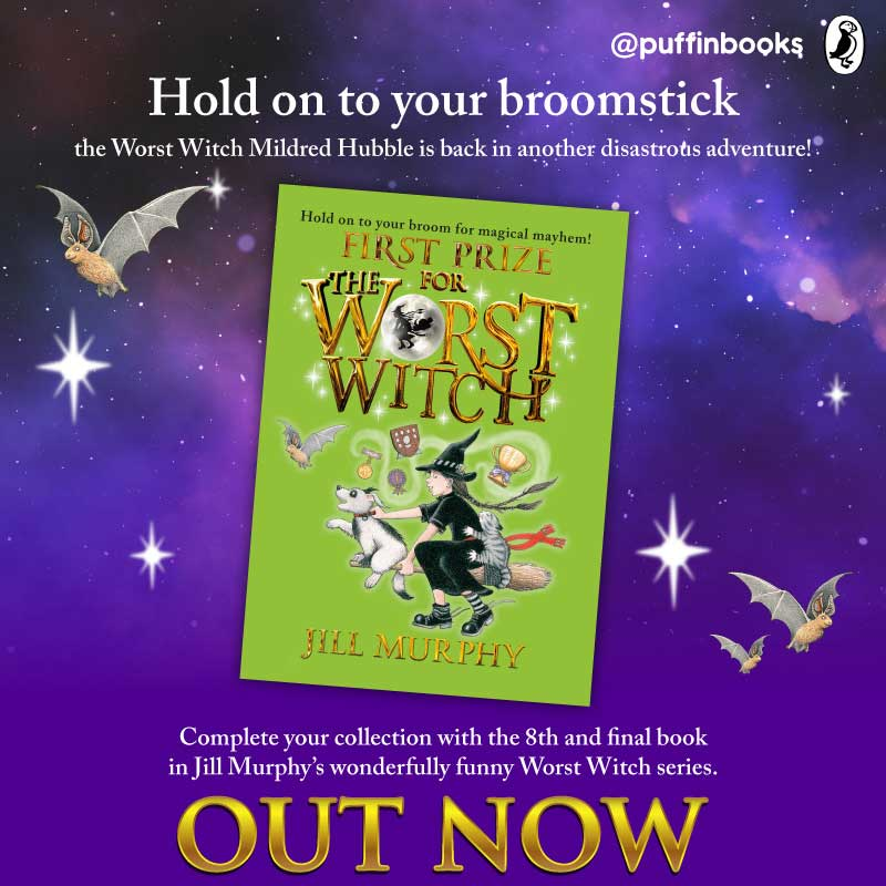 Worst Witch Book Out Now