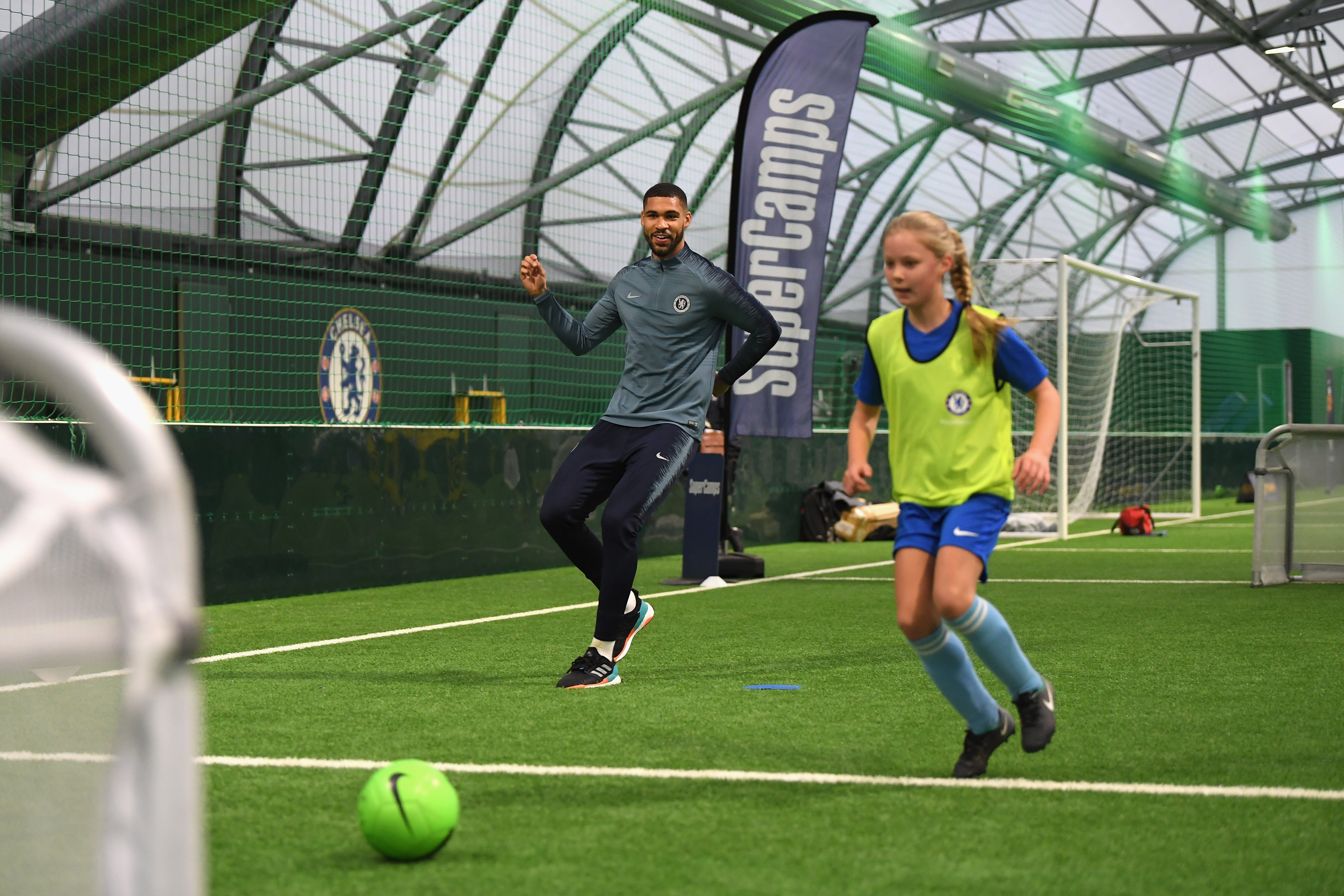 Super Camps have a new partnership with Chelsea FC Foundation 17c9a0e4b